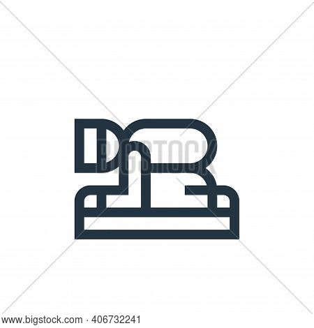 salah icon isolated on white background from ramadan collection. salah icon thin line outline linear