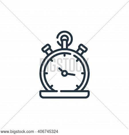 Pocket Watch Vector Icon From England Collection Isolated On White Background