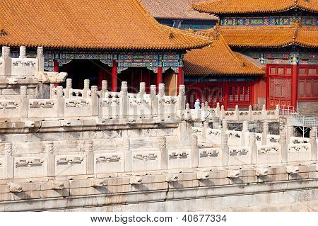 Forbidden City Interior