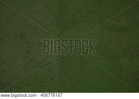 Dark Green Embossed Abstract Embossed Wall Texture