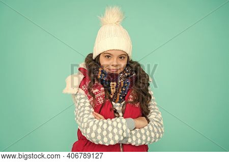 Youth Street Fashion. Winter Fun. Feeling Good Any Weather. Child Care. Stay Warm And Stylish. Cold