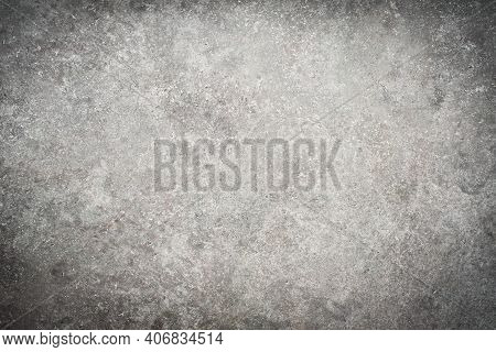 Vintage Or Grungy Gray Background Of Natural Cement Or Stone Old Texture As A Retro Pattern Wall. Ag