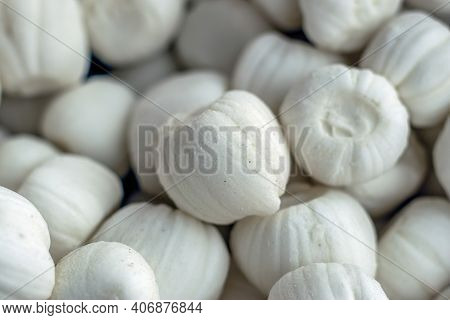 Marshmallow Sweet Food And It Is A Closeup Street Sweet Foods And Super Testy