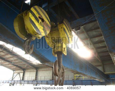 Factory Crane Hook