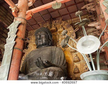 Daibutsuden In Todaiji Temple