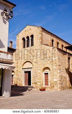 Basilica Of St. Euphemia, Grado