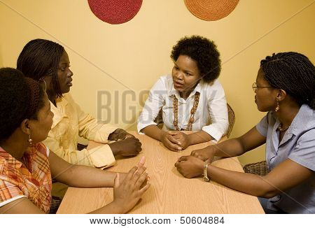 Discussion among peers