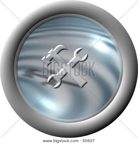 Aqua Tools Button