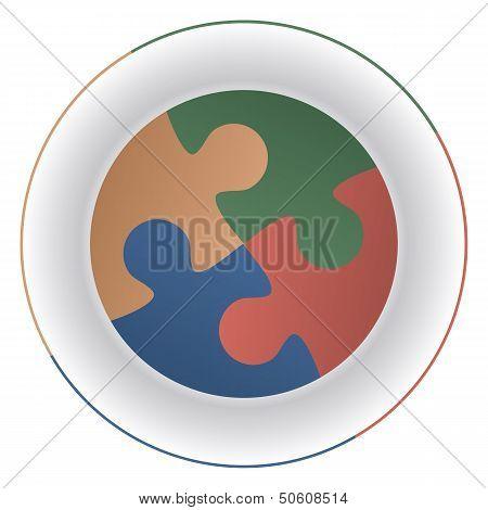 Diet Plate Puzzle