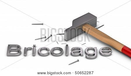 Diy - Bricolage In French