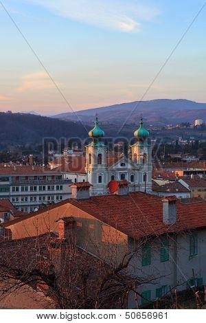 St. Ignatius Cathedral, Gorizia