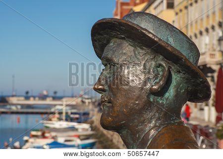 James Joyce, Trieste