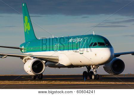 A320 Aer Lingus