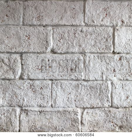 beautiful white brick background