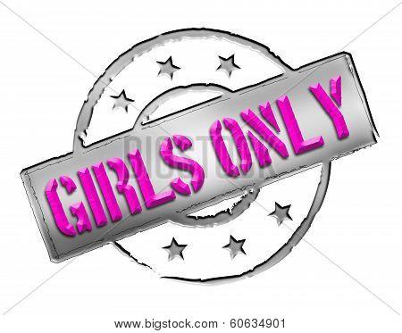 Stamp - Girls Only