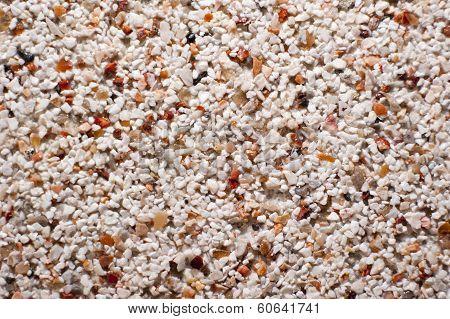 Granular Pattern Sand Color Background