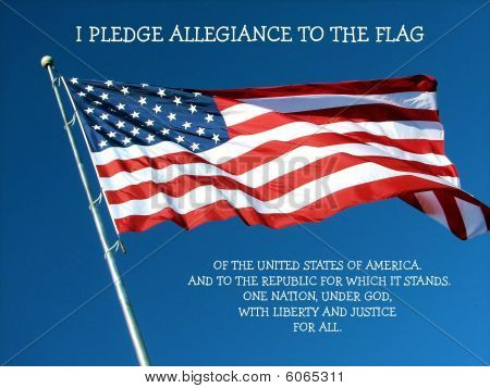 American Flag with