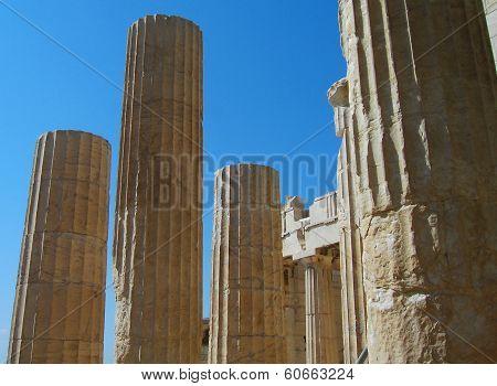 Propylaea of the Acropolis