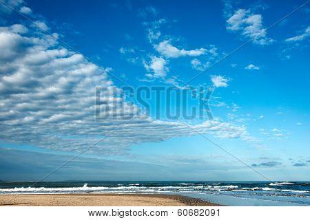 Beach Jose Ignacio In Uruguay