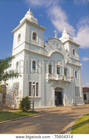 Catholic church of Montes Claros