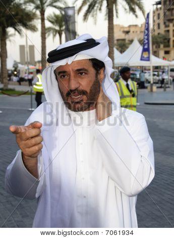 Mohammed Bin Sulayem,
