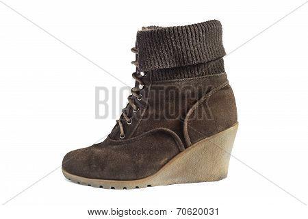 Shammy Boot