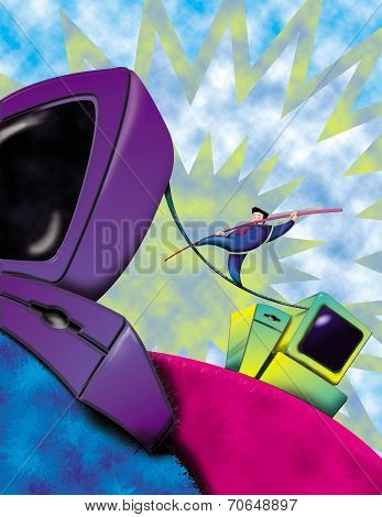 Technology Balancing Act