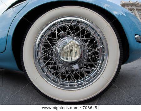 Old-timer Wheel