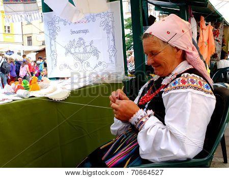 XXXVIII International Folk Art Fair