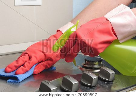 Inox Gas Cleaning