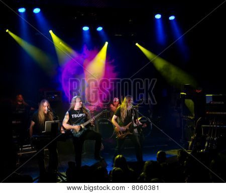 Finnish heavy metal band Tarot