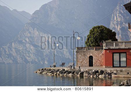 Lake Garda Shore