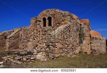 San Giovanni di Sinis old church