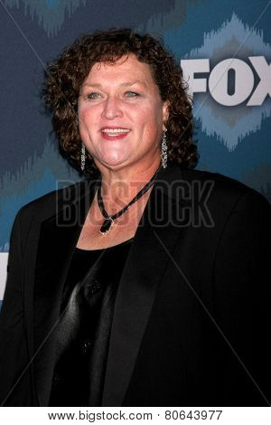 LOS ANGELES - JAN 17:  Dot Marie Jones at the FOX TCA Winter 2015 at a The Langham Huntington Hotel on January 17, 2015 in Pasadena, CA
