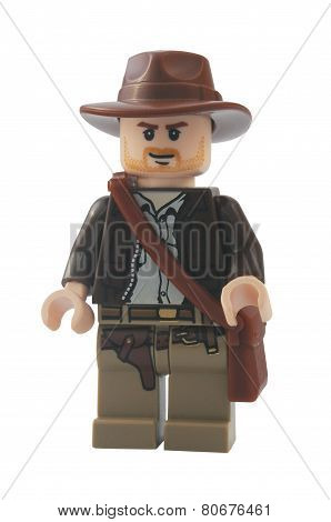 Indiana Jones Minifigure