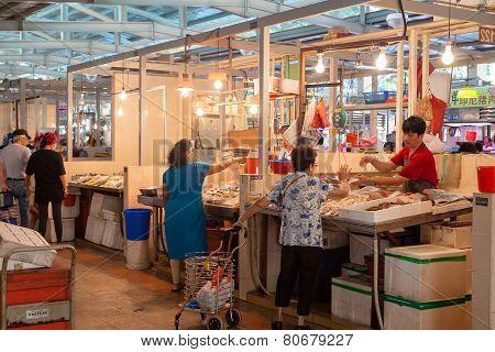 Fish Market In Singapore
