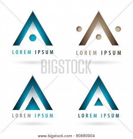 dynamic logo set
