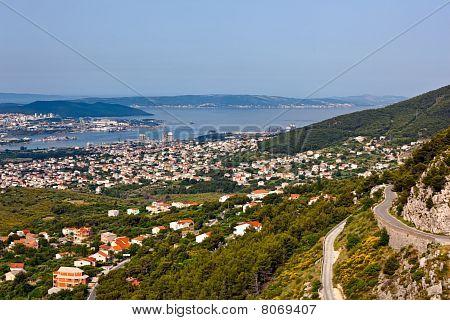Split Panorama - Croatia