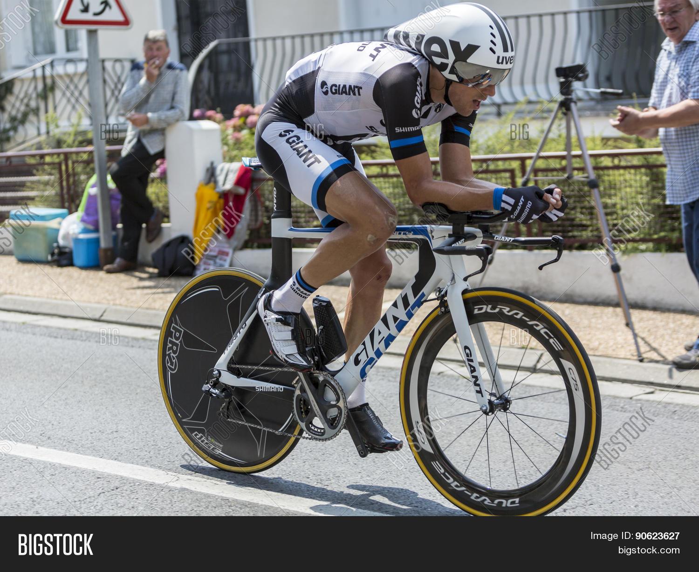 Cyclist Koen De Kort Image Photo Free Trial Bigstock