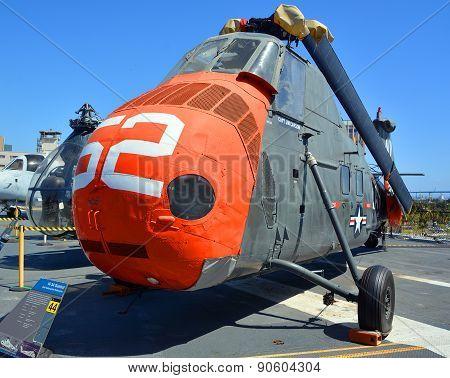 Sikorsky H-34 Choctaw/Seabat/Seahorse