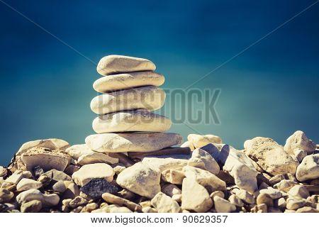 Balance And Spa Concept