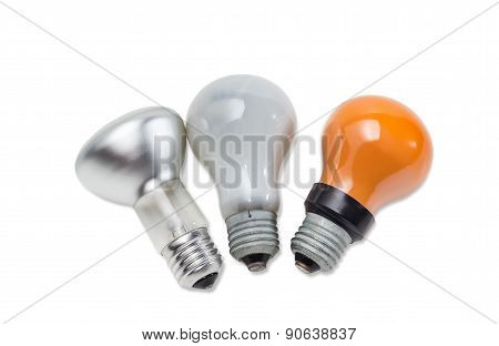 Various Electric Incandescent Lamp