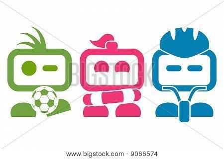 Kid Sport Icons