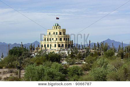 Historic Tovrea Castle, Phoenix, Az