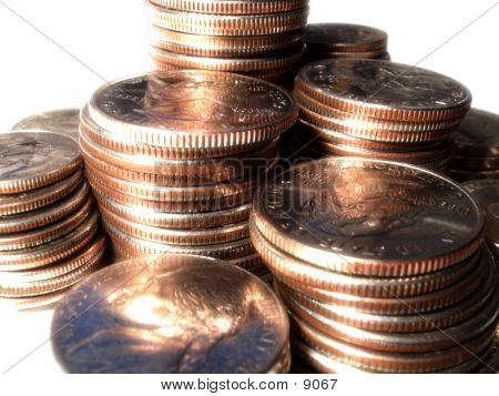 Glittering Coins