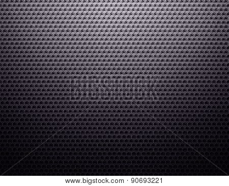 Carbon cells background