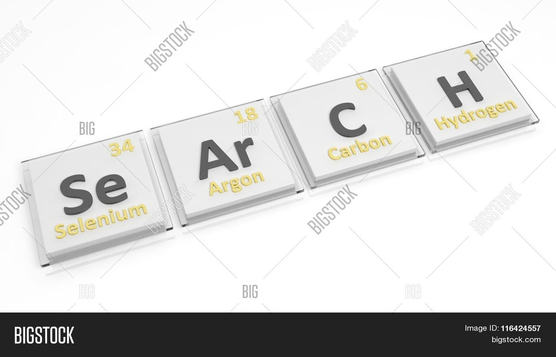 Periodic Table Image Photo Free Trial Bigstock