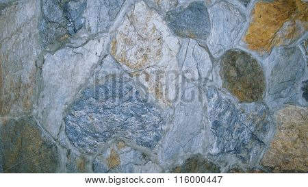 plinth of stone close-up