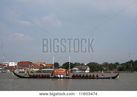 Royal Barge Procession