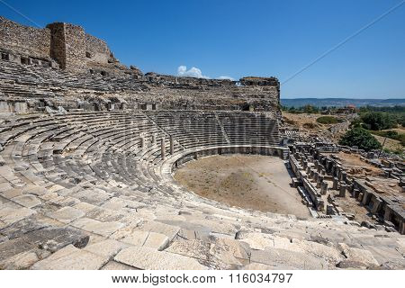 Amphitheater In Miletus